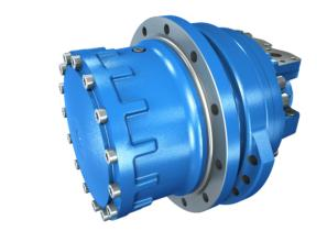 Preview: MT07 High-Performance Radial Motor for Track Drives, Poclain Hydraulics Inc